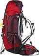 Рюкзак DEUTER Aircontact 60+10 SL 3320416 5518 бордовый, фото 5