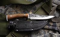 Нож охотничий  с фиксированным клинком Кизляр Клык-2