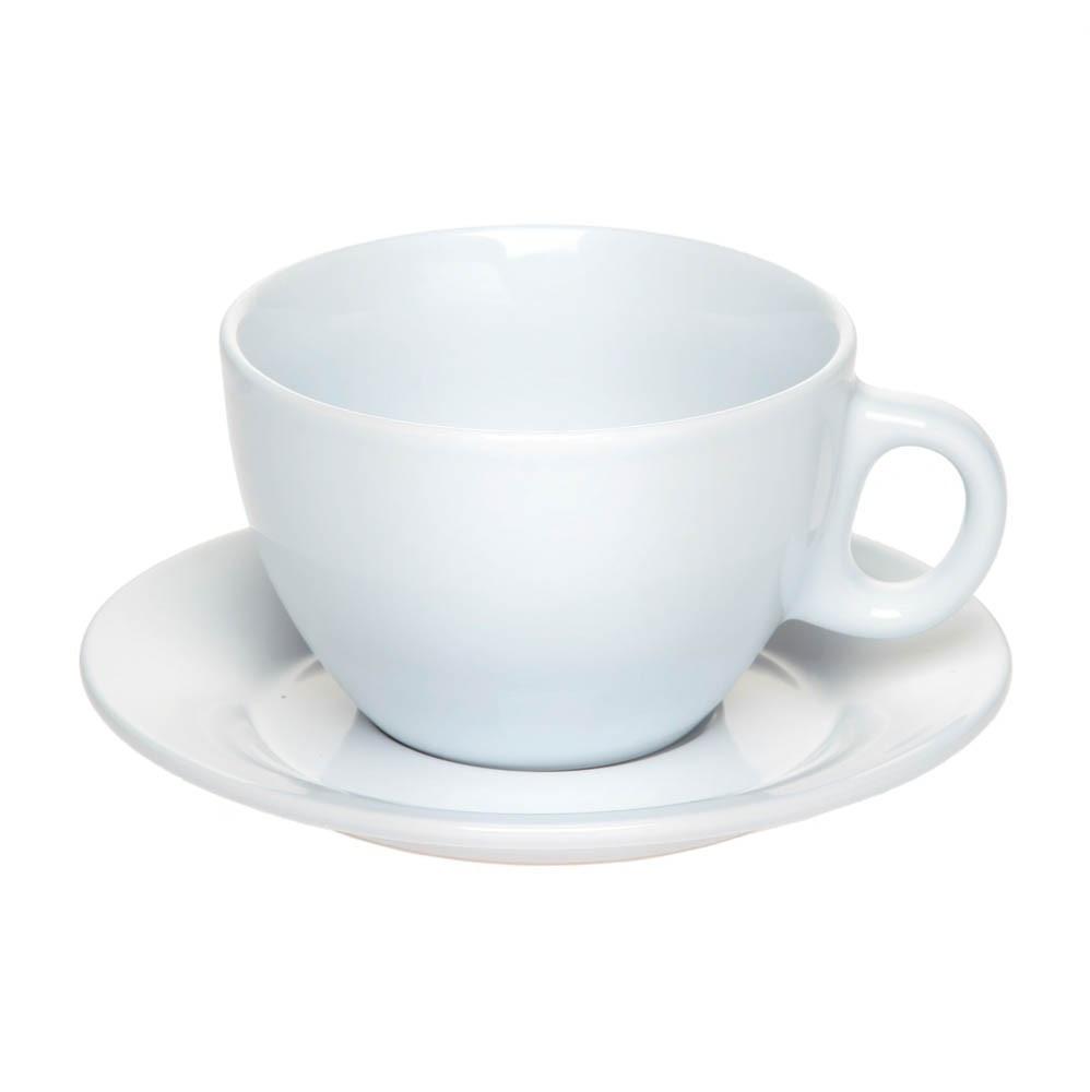Чашка с блюдцем, 286 мл