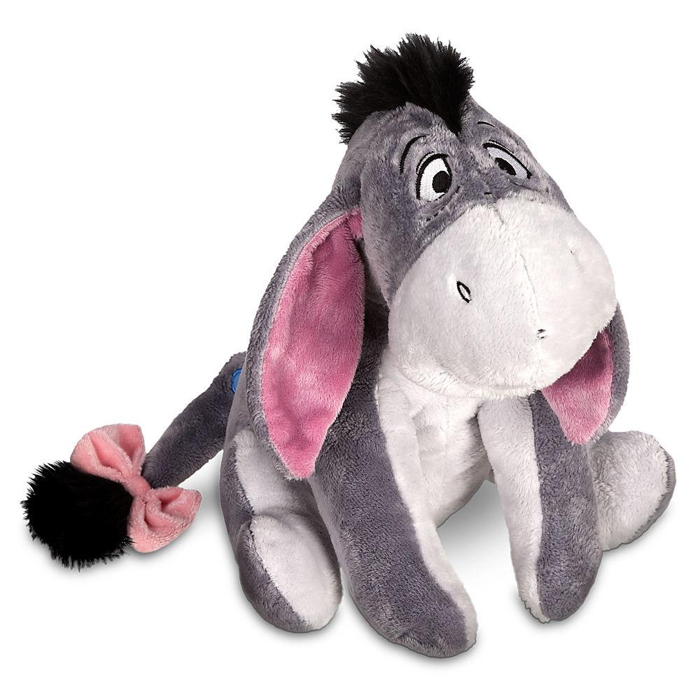 eca452dadb1a Мягкая игрушка Ослик Иа м/ф Винни Пух 31 см Дисней Eeyore Plush - Winnie