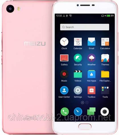 Смартфон MEIZU U10 Octa core 32GB Pink , фото 2
