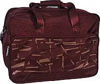 Дорожная сумка средняя Bagland Рига 34 л.