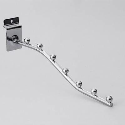 Кронштейн (флейта) в Экономпанель ( Экспопанель ) на 9 шаров. 33см, фото 2