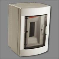 2102 Коробка под 2 автомата наружная VIKO