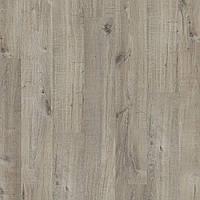 Виниловая плитка Quick-Step Livyn Pulse Click PUCL40106 Дуб хлопок серый распил (с запилами)