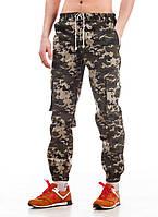 Мужские брюки-карго милитари  ACUPAT Акупат, пошиты из прочного материала