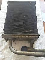 Радиатор печки медный ВАЗ 2101 2102 2103 2104 2105 2106 2107 отопителя средее состояние