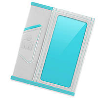 Чехол на руку YURBUDS iPhone 5C/5/5S/SE Ergosport Armsleeve - Gray/Aqua for women (YBWNARMS00GNA)