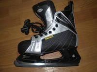 Коньки ледовые хоккейные PW - 216 С, р-р 36-39