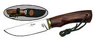 Нож с фиксированным клинком Лунь