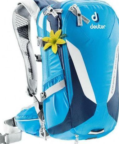 Рюкзак DEUTER Compact EXP 10L SL 3200115 3312 цвет голубой