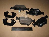 Колодка тормозная BMW 520-528i передний (производитель ABS) 37036