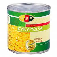 ASP Сахарная кукуруза 340г