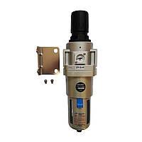 """Фильтр очистки 1"""" + регулятор давления (редуктор) Air Pro SBFR-500-8-M"""