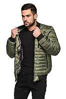 Супер трендовый цвет в мужской куртке от производителя.