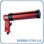 Пистолет для выдавливания силикона пневматический PT-0601 Intertool
