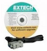 Extech SW810A Программное обеспечение и соединительный кабель