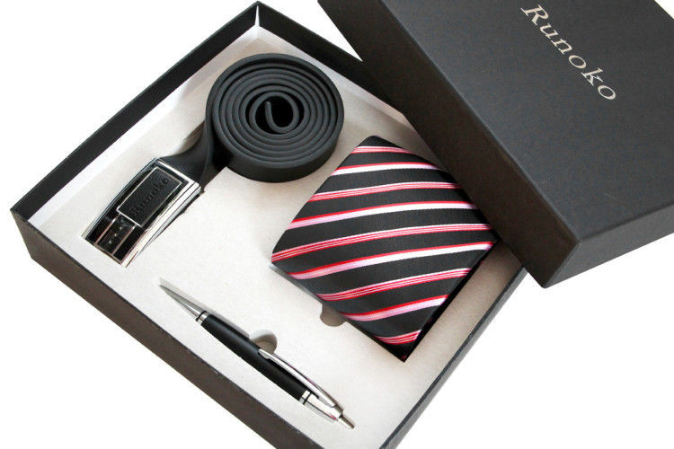Мужской набор галстук ремень женские ремни сбруи