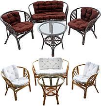 Набор мебели из ротанга BAHAMA