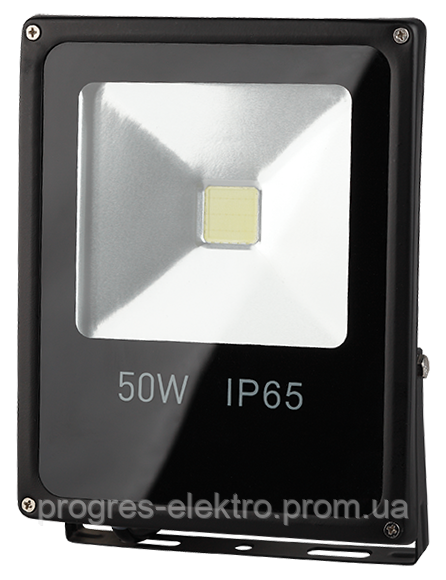 Светодиодный LED прожектор 50W COB
