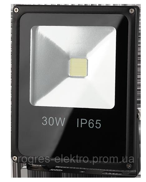 Светодиодный LED прожектор 30W COB