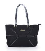 Женская сумка Ronaerdo black/black