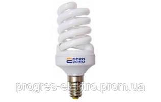 Лампа  энергосберегающая 11Вт Е14 Аско