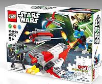 """Детский конструктор Stars Wars """"Звездные войны"""" 80030, 354 дет."""
