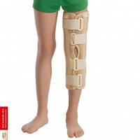 Бандаж на коленный сустав с ребрами жесткости с усиленной фиксацией (тутор)