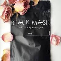 Маска от черных точек, Маска пленка от черных точек и сужающая поры AFY Black Mask, черная маска-пленка AFY