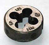 Плашка М-11х1,25, 9ХС, мелкий шаг, фото 2
