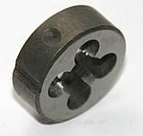 Плашка М-11х1,25, 9ХС, мелкий шаг, фото 4