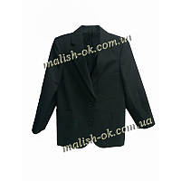 Пиджак Marks&Spencer черный мальчик (*03688830)
