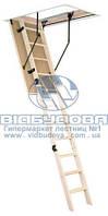 Чердачная лестница деревянная Oman Prima размер короба 1,2x0,6м высота 280см