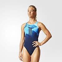 Женский слитный купальник INFINITEX+ Graphic adidas BK3682, фото 1