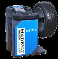 Компьютерный стенд MB 718 АR для балансировки колес