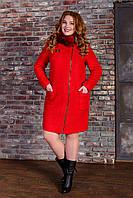 """Modus Пальто """"Милтон  букле крупное песец зима"""""""