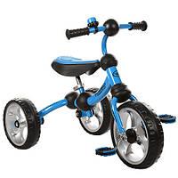 Трехколесный велосипед Turbo Trike M 3192-1 (голубой)