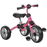 Трехколесный велосипед Turbo Trike M 3192-3 (розовый)