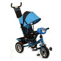 Трехколесный велосипед Turbo Trike M 3115-5HA (синий)