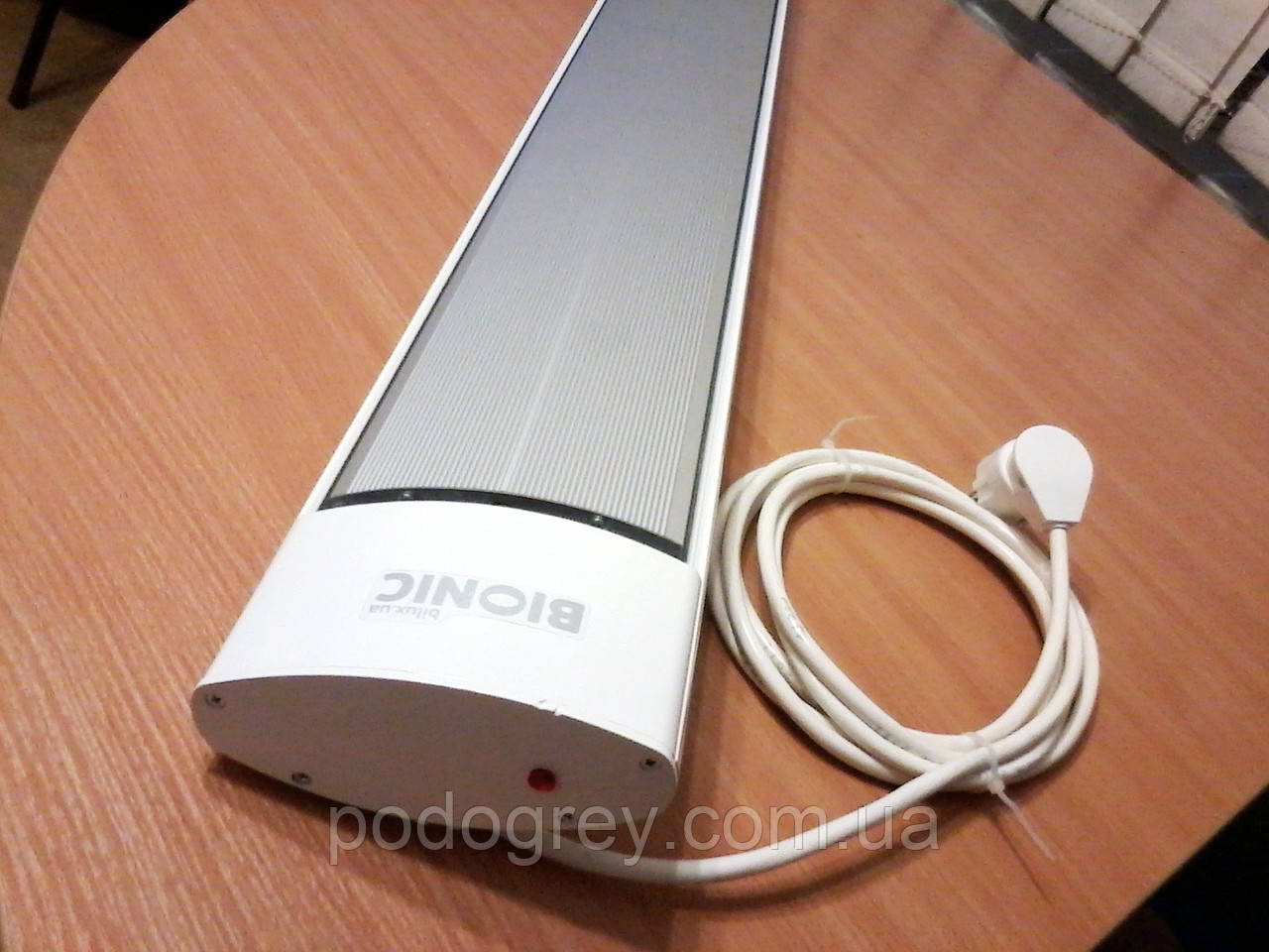 Обогреватель потолочный длинноволновый Билюкс Bionic B-1350 (1200Вт)