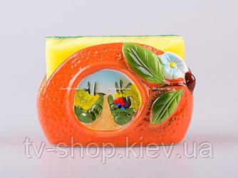 Подставка под губку Апельсин