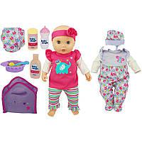 Кукла пупс Baby Magic (Одевай и играй,41 см)