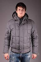 Куртка зимняя мужская VOYAGE 3121 36 серая, фото 1
