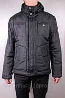 Куртка зимняя мужская TIGER FORCE TFA2107580 чёрная