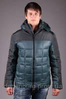 Куртка зимняя мужская TARORE 610 зелёная