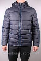 Куртка зимняя мужская Denenburg SL052M dark blue