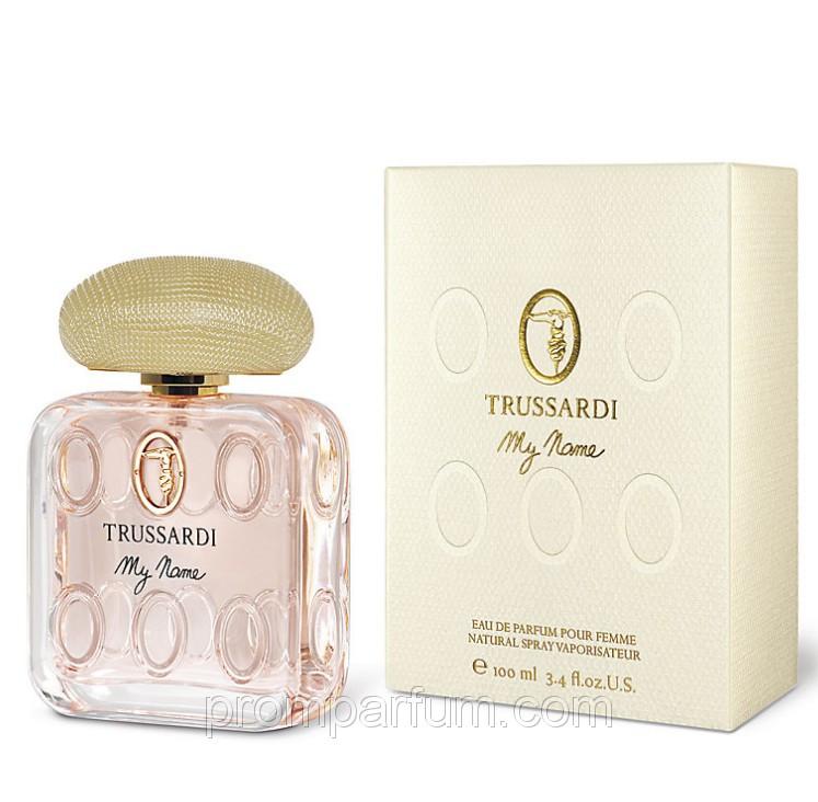 Женская парфюмированная вода Trussardi My Name  (реплика)
