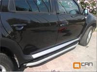 Боковые пороги Honda CRV