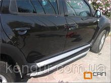 Бічні пороги Honda CRV